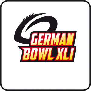 German-Bowl XLI Logo